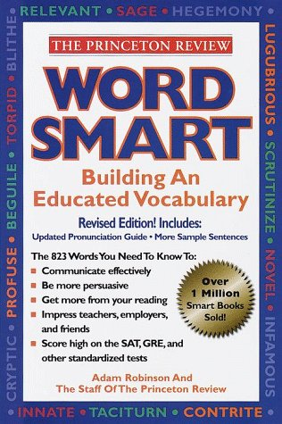 Word Smart Building an Educated Vocabulary Revised edition cover