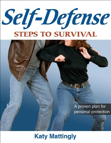 Self-Defense Steps to Survival  2007 edition cover