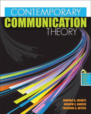 Contemporary Communication Theory   2009 (Revised) edition cover