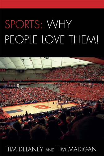 Sports Why People Love Them!  2009 edition cover