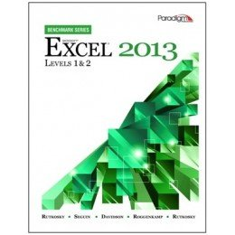 EXCEL 2013 LEVEL 1+2-W/CD      N/A edition cover