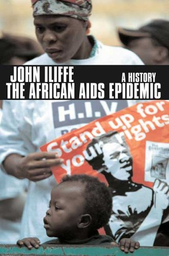 African AIDS Epidemic A History  2006 edition cover