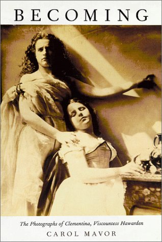 Becoming The Photographs of Clementina, Viscountess Hawarden  1999 edition cover