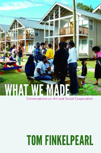 What We Made Conversations on Art and Social Cooperation  2013 edition cover