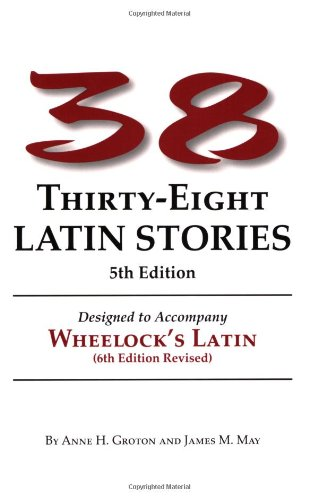 Thirty-Eight Latin Stories  5th 1995 edition cover