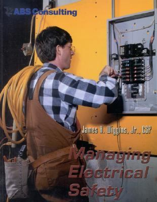 Managing Electrical Safety   2001 9780865878891 Front Cover