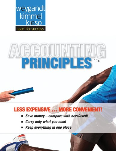 Accounting Principles  11th 2013 edition cover