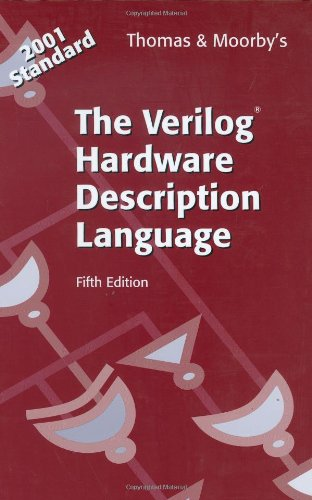 Verilog� Hardware Description Language  5th 2002 (Revised) 9781402070891 Front Cover