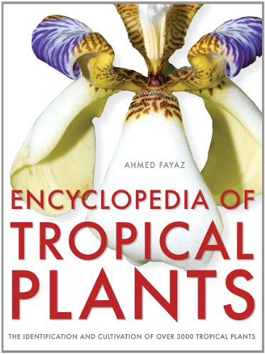 Encyclopedia of Tropical Plants The Identification and Cultivation of over 3000 Tropical Plants  2011 9781554074891 Front Cover