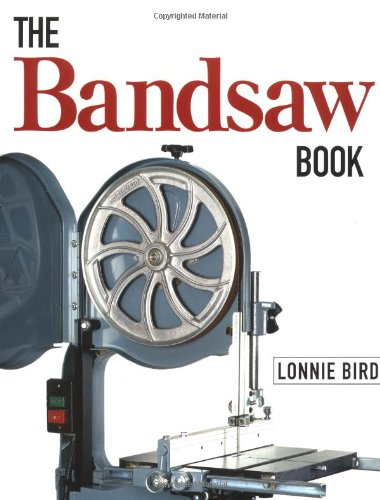 Bandsaw Book   1999 edition cover