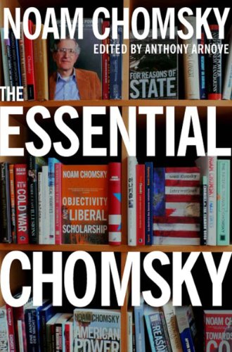 Essential Chomsky   2008 9781595581891 Front Cover