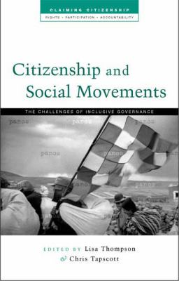 Citizenship and Social Movements Perspectives from the Global South  2010 edition cover