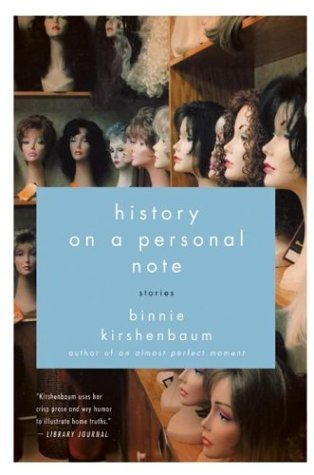 History on a Personal Note Stories  2004 9780060520892 Front Cover