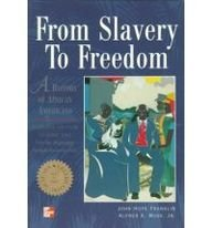 From Slavery to Freedom A History of Negro Americans 7th 1998 9780070219892 Front Cover