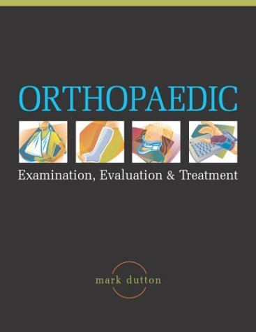 Orthopaedic Examination, Evaluation, and Intervention   2004 edition cover