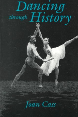 Dancing Through History  1st 1993 edition cover