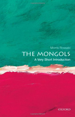 Mongols   2012 9780199840892 Front Cover