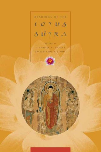 Readings of the Lotus Sutra   2009 edition cover