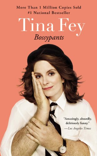Bossypants   2013 9780316056892 Front Cover