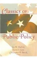 Classics of Public Policy   2005 edition cover