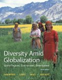 Diversity amid Globalization World Regions, Environment, Development Plus MasteringGeography with EText -- Access Card Package 6th 2015 edition cover