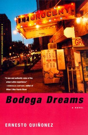 Bodega Dreams A Novel  2000 edition cover