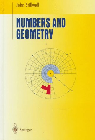 Numbers and Geometry   1998 9780387982892 Front Cover