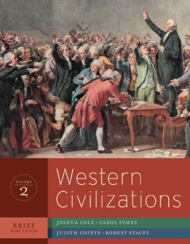 Western Civilizations Their History and Their Culture 3rd 2011 9780393934892 Front Cover