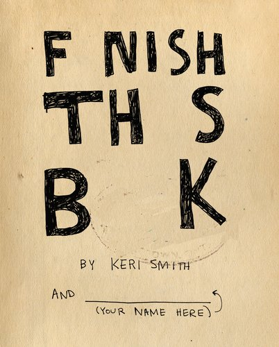 Finish This Book  N/A edition cover