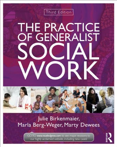 Practice of Generalist Social Work  3rd 2014 (Revised) 9780415519892 Front Cover