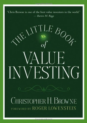 Little Book of Value Investing   2006 edition cover