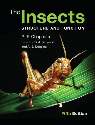 Insects Structure and Function 5th 2013 (Revised) edition cover