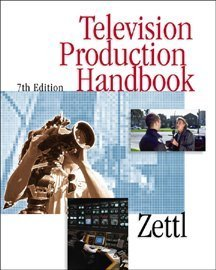 Television Production Handbook  7th 2000 9780534559892 Front Cover