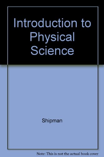 Introduction to Physical Science  11th 2006 edition cover