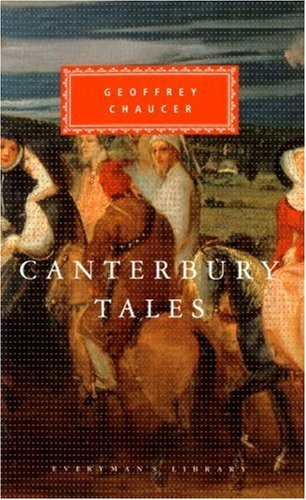 Canterbury Tales   1992 edition cover