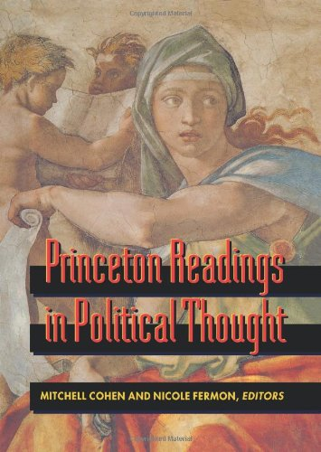 Princeton Readings in Political Thought Essential Texts since Plato  1996 edition cover