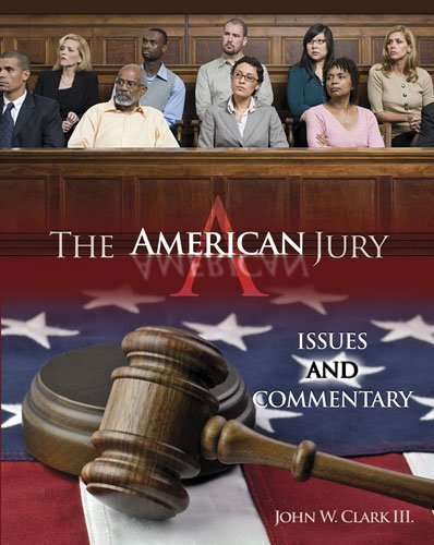 American Jury   2009 (Revised) 9780757565892 Front Cover