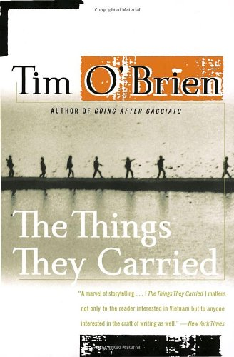 Things They Carried   1990 (Reprint) edition cover
