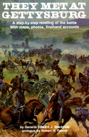 They Met at Gettysburg  3rd 1956 edition cover
