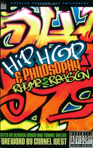 Hip-Hop and Philosophy Rhyme 2 Reason  2005 edition cover