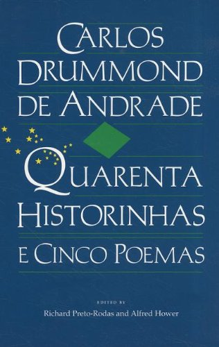 Quarenta Historinhas e Cinco Poemas   1985 edition cover