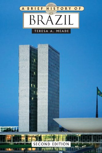 Brief History of Brazil, Second Edition  2nd (Revised) edition cover