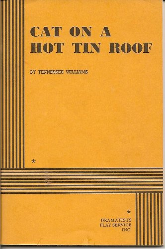 Cat on a Hot Tin Roof  N/A edition cover