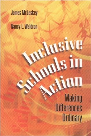 Inclusive Schools in Action Making Differences Ordinary  2000 edition cover