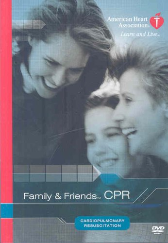 Family & Friends CPR:  2006 edition cover