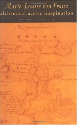Alchemical Active Imagination Revised Edition Revised 9780877735892 Front Cover