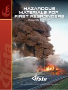 Hazardous Materials for First Responders 4th 2010 edition cover