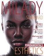 Milady Standard Esthetics Fundamentals 11th 2013 edition cover