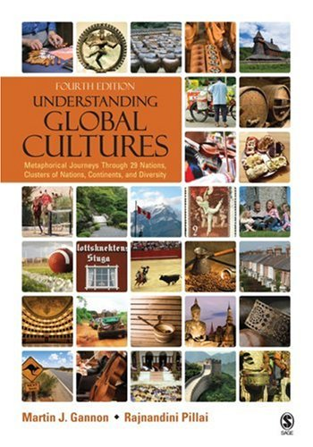 Understanding Global Cultures Metaphorical Journeys Through 29 Nations, Clusters of Nations, Continents, and Diversity 4th 2010 edition cover