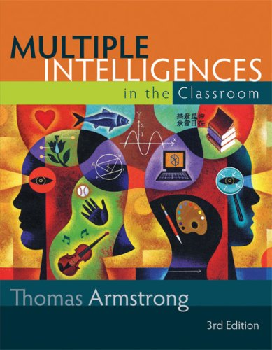 Multiple Intelligences in the Classroom, 3rd Edition  3rd 2009 edition cover